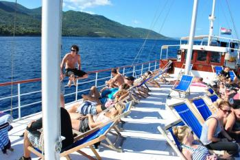 Sail Croatia Split to Dubrovnik Package