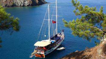 Butterfly Valley Day Cruise Package