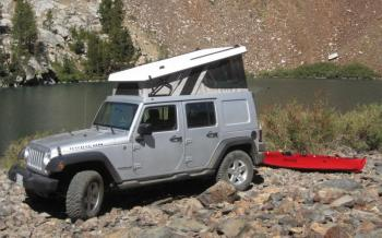 Jeep Safari Package