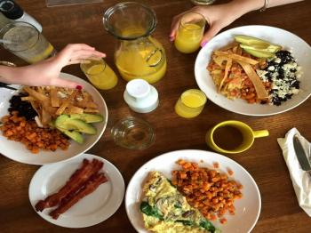 Strathcona Brunch and Bakeries Package