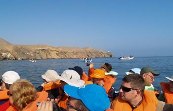 Nazca Ica Paracas 2d/1nv Tour Package