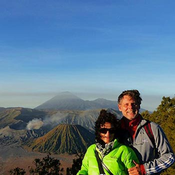 3 days Ijen Bromo tour Package