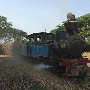 Java Steam Loco Trip Package