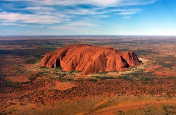 4 Day Red Centre Highlights Package