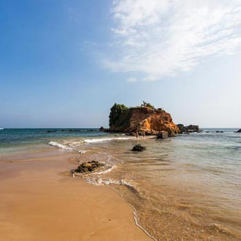 Sri Lanka Ocean Coasts Tour