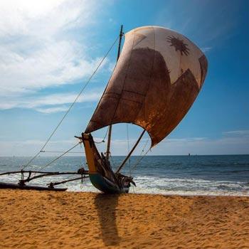 Sri Lanka Sea Sails Tour