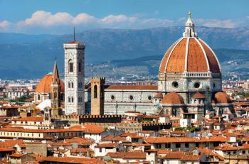 Shore Excursion of Florence and Pisa from Livorno Port Package
