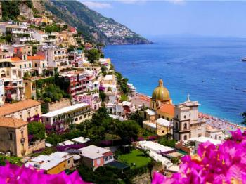 Amalfi Coast & Pompeii Day Tour from Rome Package