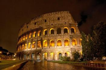 Rome By Night Tour Package