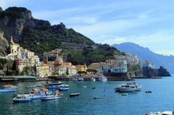 Shore Ex. of Amalfi Coast & Pompeii from Salerno Port Package