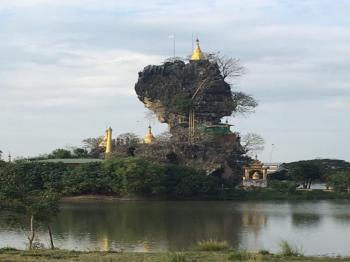 Day Golden Rock, Hpa An & Mawlamyine Package