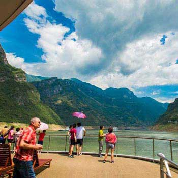 Yangtze River Cruise, Downstream Package