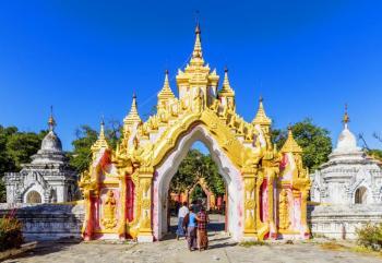 Essential Myanmar Tour  Package