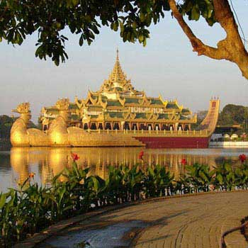 Full Explorer of Myanmar Package