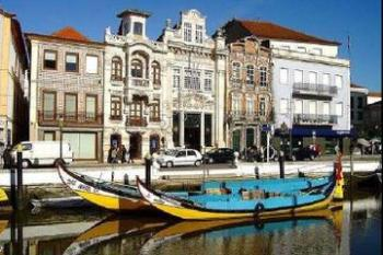 Aveiro Half-day Tour