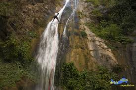 Canyoning in Jalbire Package