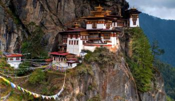 Glimpse of Bhutan Tour Package