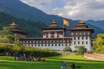 The Barren Gloriousness of Bhutan Package