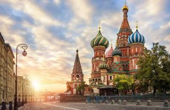 Explore Moscow On Footn Package