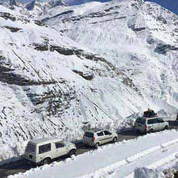 Shimla Manali & Mandi 7 Days Tour