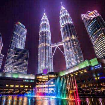 Singapore & Malaysia 7 Days
