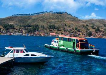 Peregrination to Titikaka Lake Package