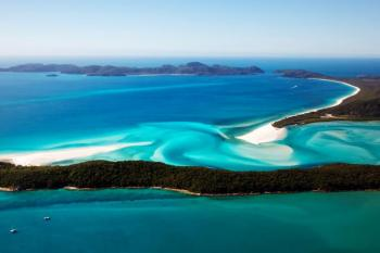 Whitsunday Island 4 Days Tour