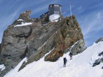 Chamonix-zermatt Haute Route