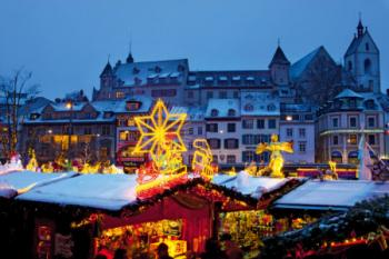 Scenic Alps By Rail – Christmas Edition Tour