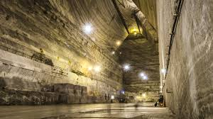Day Tour of Prahova Salt Mine from Bucharest