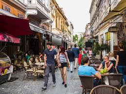 Bohemian Bucharest: Markets & Mahallas Small Group Walking Tour