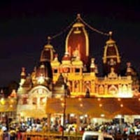 1 Night 2 Days Agra Mathura Tour
