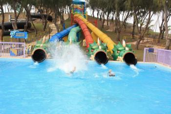 Dream Land Aqua Park Tour
