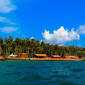 Ross Island - Port Blair Tour