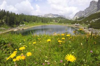 Triglav National Park Biking Trip