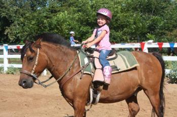 Horseback Riding - Western Style