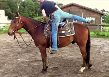 Horseback Riding - Kindergarden