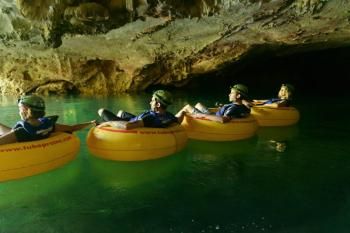 Cave Tubing Belize Zoo Tours