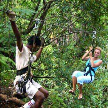 Zipline Belize Tour