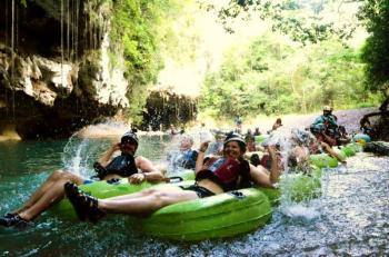 Cave Tubing Tours