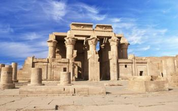 Edfu and Kom Ombo Temples Tours from Luxor