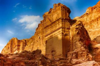 Wadi Rum and Petra Tours from Sharm El Sheikh