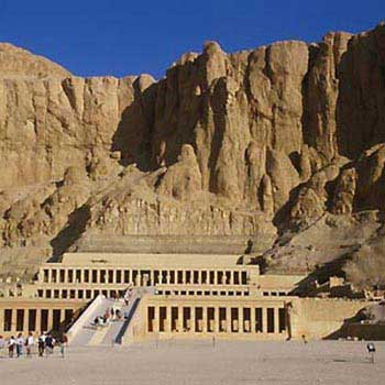 Cairo and Luxor Tours from Dahab By Plane