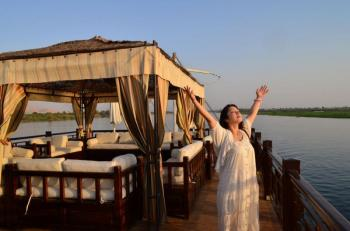 Nile Cruise Holidays in Christmas