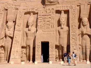 Pyramids and Abu Simbel Classic Tour