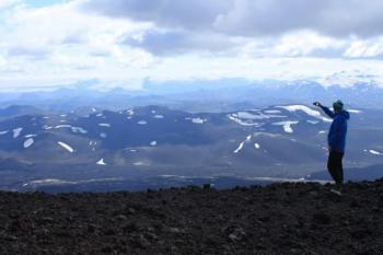 Landmannalaugar and Hekla