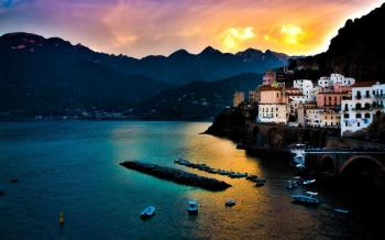 Amalfi Coast in Full