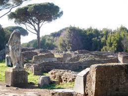 Cerveteri and Ancient Ostia