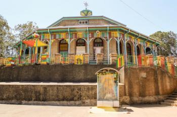2 Days Tour from Addis Ababa to Senbete & Bati Market