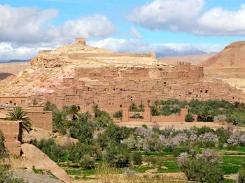 Ouarzazate & Ait Ben Haddou Tor Pcakage